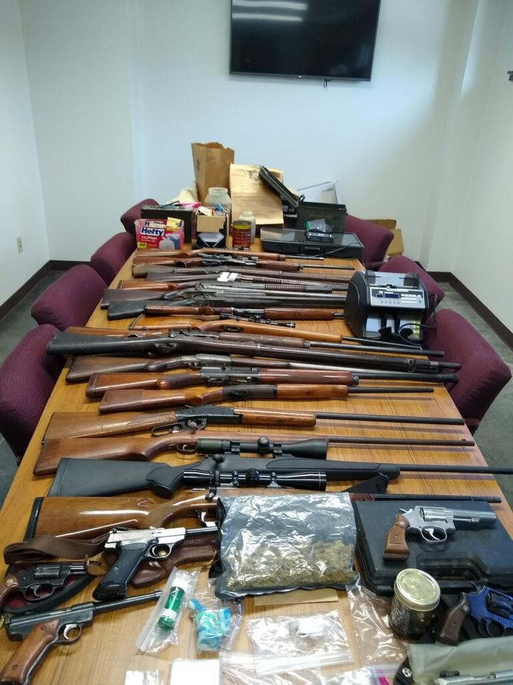 Search Warrant - Press Releases - Searcy County AR Sheriff
